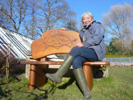 Pictish Seat